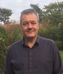 Darren Kellett - Sports Officer